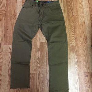 LRG khaki pants - size 32! brand new!